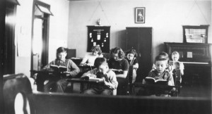 Schaefer-School-abt-1946