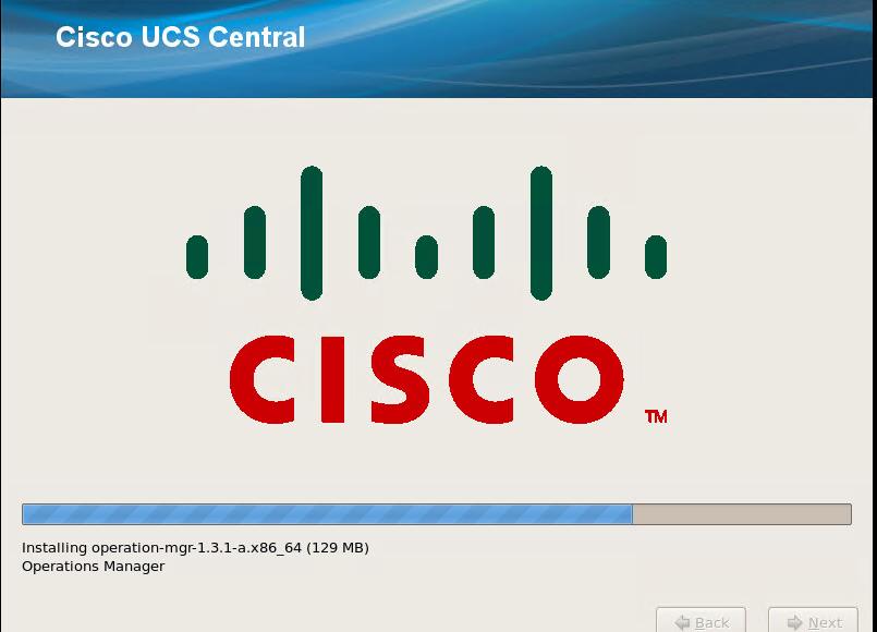 Upgrade Existing Cisco UCS Central 02