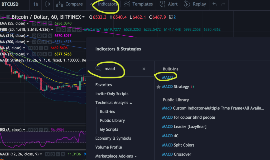 Automated MACD Trading With TradingView and Autoview – Real World UCS