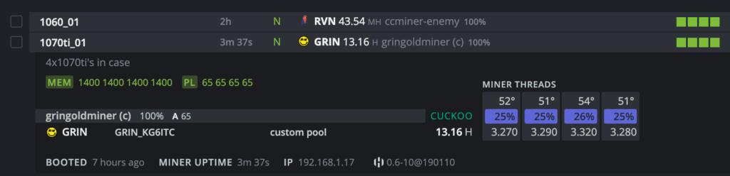 Grin Cpu Miner